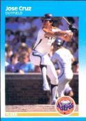 1987 Fleer #53 Jose Cruz NM-MT Astros