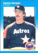 1987 Fleer #54 Danny Darwin NM-MT Astros