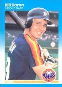 1987 Fleer #57 Bill Doran NM-MT Astros