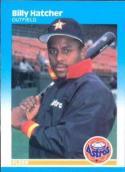 1987 Fleer #59 Billy Hatcher NM-MT Astros