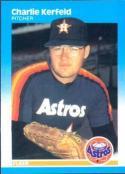 1987 Fleer #60 Charlie Kerfeld NM-MT Astros