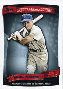Richie Ashburn 2010 Topps Peak Performance Baseball Card #PP-90