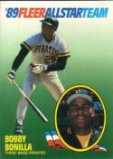 1989 Fleer All Stars #1 Bobby Bonilla Pirates