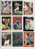 25 Different Kirby Puckett Baseball Cards - Mint Condition