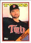 1988 Topps #295 Bert Blyleven Twins