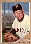1962 Topps #480 Harvey Kuenn EX - Excellent or Better