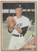 1962 Topps #460 Jim Bunning EX - Excellent or Better