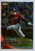 2010 Topps Chrome Topps Chrome #164 Hunter Pence NM Near Mint Close TO 50/50!