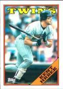 1988 Topps #45 Kent Hrbek Twins