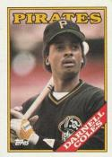 1988 Topps #46 Darnell Coles Pirates