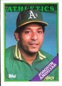 1988 Topps #47 Joaquin Andujar Athletics