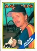 1988 Topps #48 Alan Ashby Astros