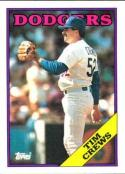 1988 Topps #57 Tim Crews RC Rookie Dodgers