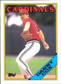 1988 Topps #59 Danny Cox Cardinals