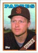 1988 Topps #63 Jimmy Jones Padres