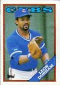 1988 Topps #65 Leon Durham Cubs