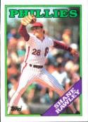 1988 Topps #66 Shane Rawley Phillies
