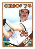 1988 Topps #69 Mike Hart RC Rookie Orioles