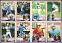 1983 Topps Montreal Expos Team Set (28) Cards
