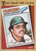 Reggie Jackson (HOF) 1987 Topps