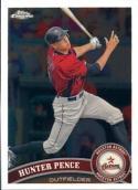 Baseball MLB 2011 Chrome #96 Hunter Pence NM-MT Astros