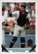 1993 Topps #230 Carlton Fisk - Chicago White Sox (Baseball Cards)