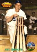 Gil Hodges 1994 Baseball Card #11 - By The Ted Williams Card Co.  (Brooklyn Dodgers)