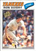 Ron Guidry 2004 Topps All-Time Fan Favorites Baseball Card #119 (1977)