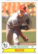 Tom Seaver 2004 Topps All-Time Fan Favorites Baseball Card #110 (1979)